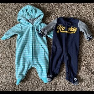 Other - Cozy 3 Month Boy Set 💙